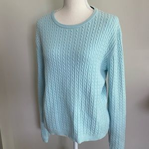 Women's Izod Cable Sweater